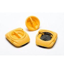 Speedplay Zero (Aero) Cleat Set Yellow