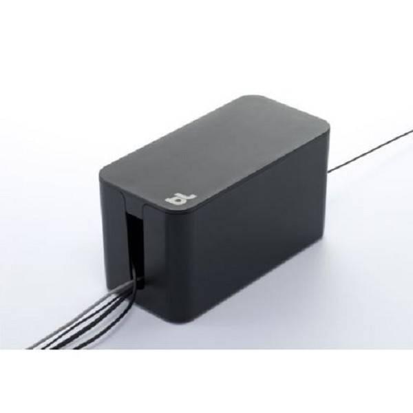 Bluelounge CableBox Mini Black