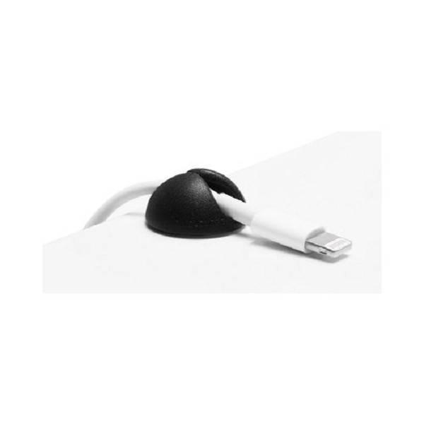 Bluelounge CableDrop Mini 9-pack Black