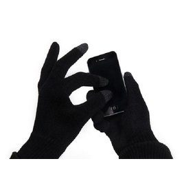 Avanca Touchscreen Gloves Black