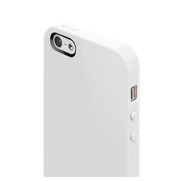 SwitchEasy Nude iPhone 5/5S/SE White
