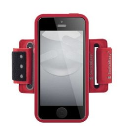 SwitchEasy Move Sport Armband iPhone 5/5S/SE Red