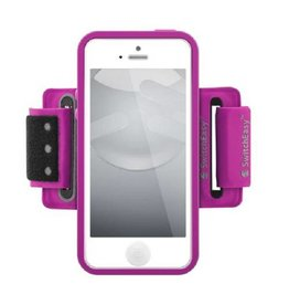 SwitchEasy Move Sport Armband iPhone 5/5S/SE Purple