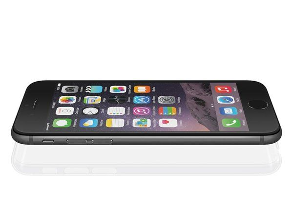 Power Support Air Jacket iPhone 6/6S Plus Clear
