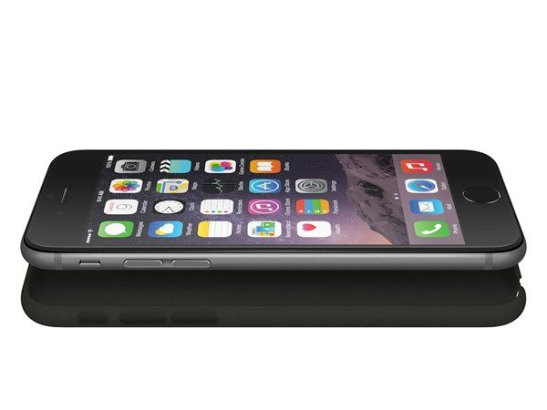 Power Support Air Jacket iPhone 6/6S Plus Rubberized B
