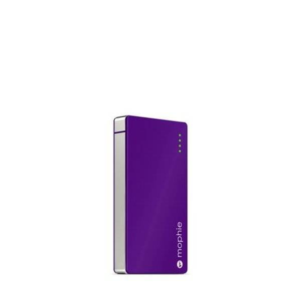 mophie powerstation mini 2500mAh Purple