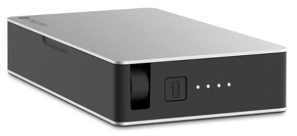 mophie powerstation plus 3 x micro USB Black