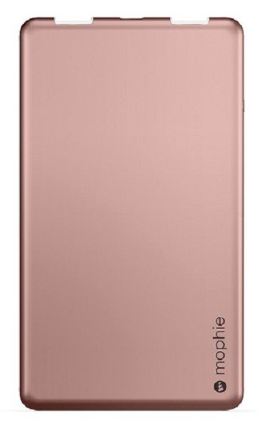 mophie powerstation 3X 6000 Rose Gold