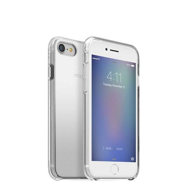 mophie Base case gradient iPhone 7/8 Silver