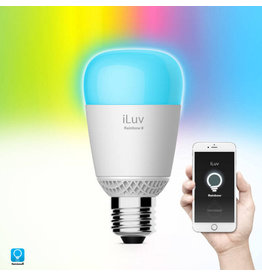 Rainbow8 WiFi Multicolor LED Light Bulb