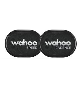 Wahoo Fitness RPM Speed & Cadence Bundle