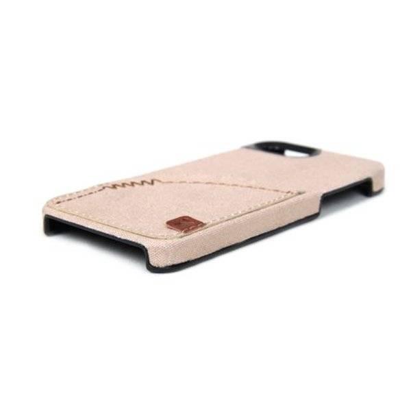 The Joy Factory Denim Khaki iPhone 5/5S/SE
