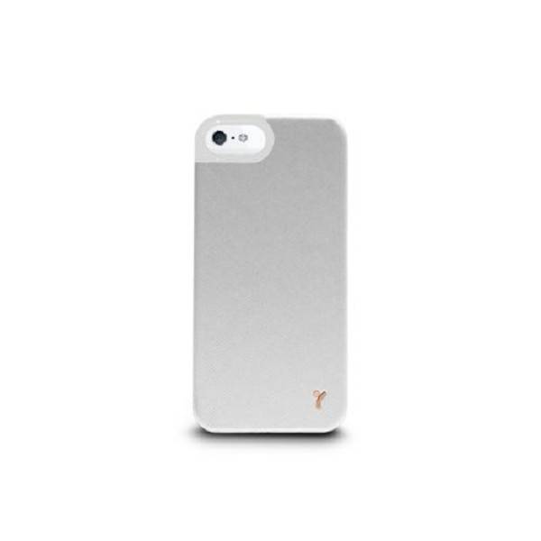 The Joy Factory Royce Silver White iPhone 5/5S/SE