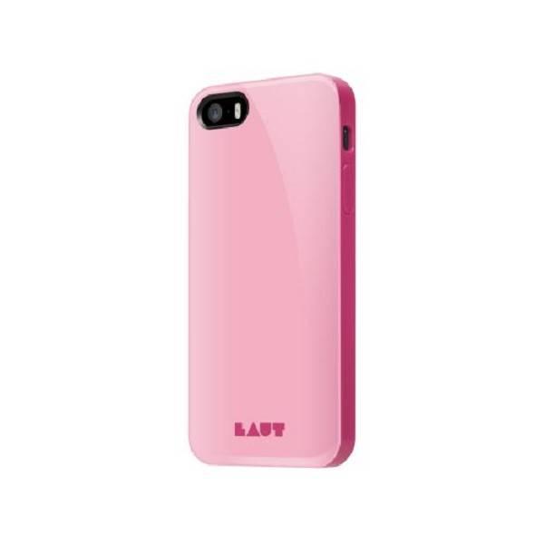 LAUT Huex iPhone 5/5S/SE Pink