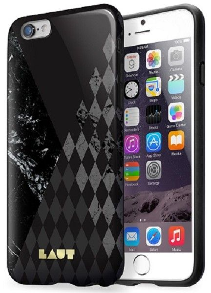 LAUT Huex Pop iPhone 6/6S Black