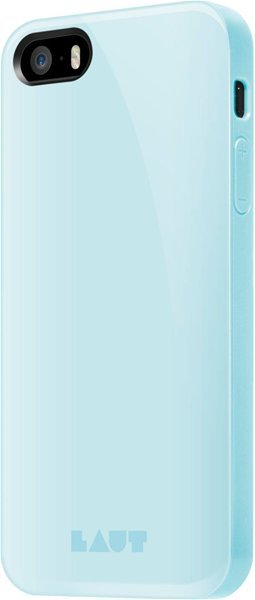 LAUT Huex Pastel iPhone 5/5S/SE Baby Blue
