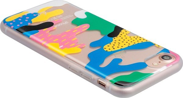 LAUT Pop-Camo iPhone 6/7/8 Beach