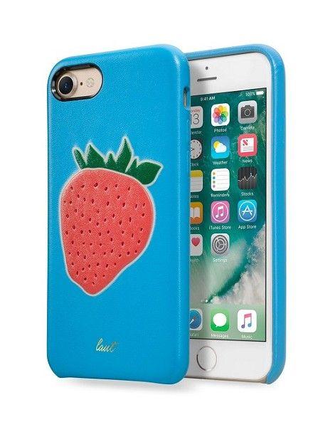 LAUT Kitsch iPhone 7/8 Blue