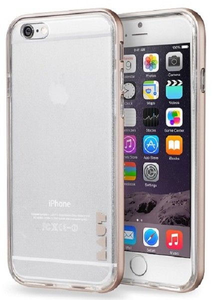 LAUT Exo-Frame iPhone 7/8 Gold