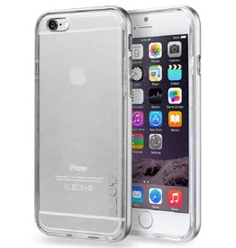 LAUT Exo-Frame iPhone 7/8 Plus Silver