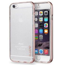 LAUT Exo-Frame iPhone 7 Plus Rose Gold