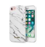 LAUT Huex iPhone 6/7/8 Plus Marble White