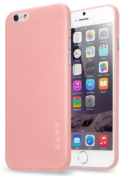 LAUT SlimSkin iPhone 7/8 Plus Pink