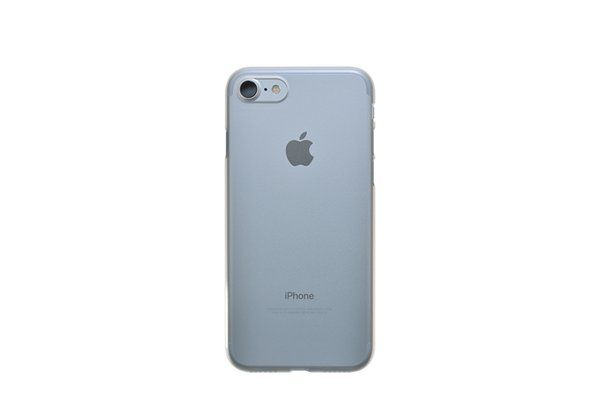 Power Support Air Jacket iPhone 7 Clear Matte