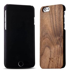 Woodcessories EcoCase-Classic Walnut/Black iPhone 6S