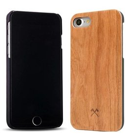 Woodcessories EcoCase-Classic Cherry/Black iPhone 7/8