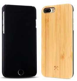 Woodcessories EcoCase-Classic Bamboo/Black iPhone 7/8P