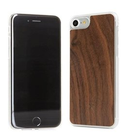 Woodcessories EcoCase-Casual Walnut/Trans iPhone 7