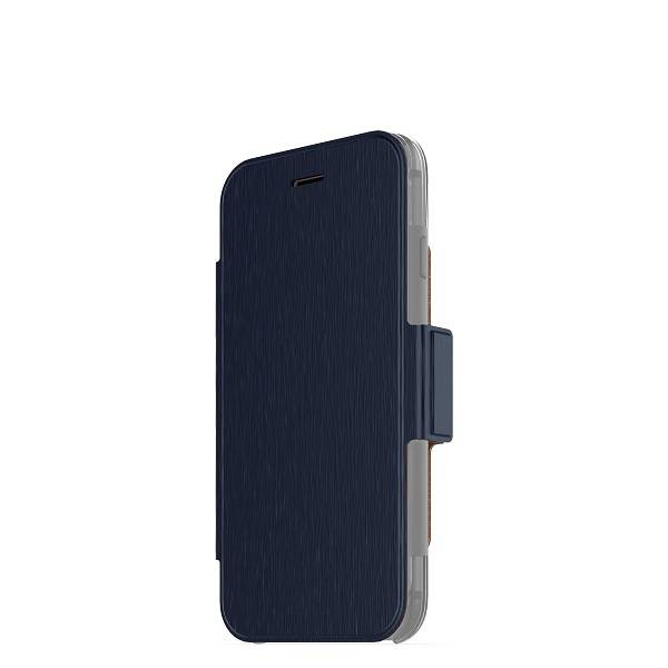mophie HF Folio Navy for Base iPhone 7/8