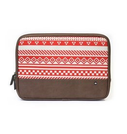 "PKG Slip slv 15"" Macbook Pro Brown"