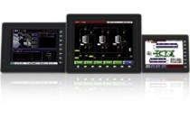 Touchscreen HMI