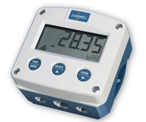 Fluidwell F153 Druk display met alarm