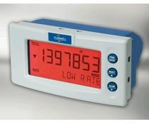 Fluidwell D016 Flow Indicator & Totaliser met linearisatie & pulsuitgang