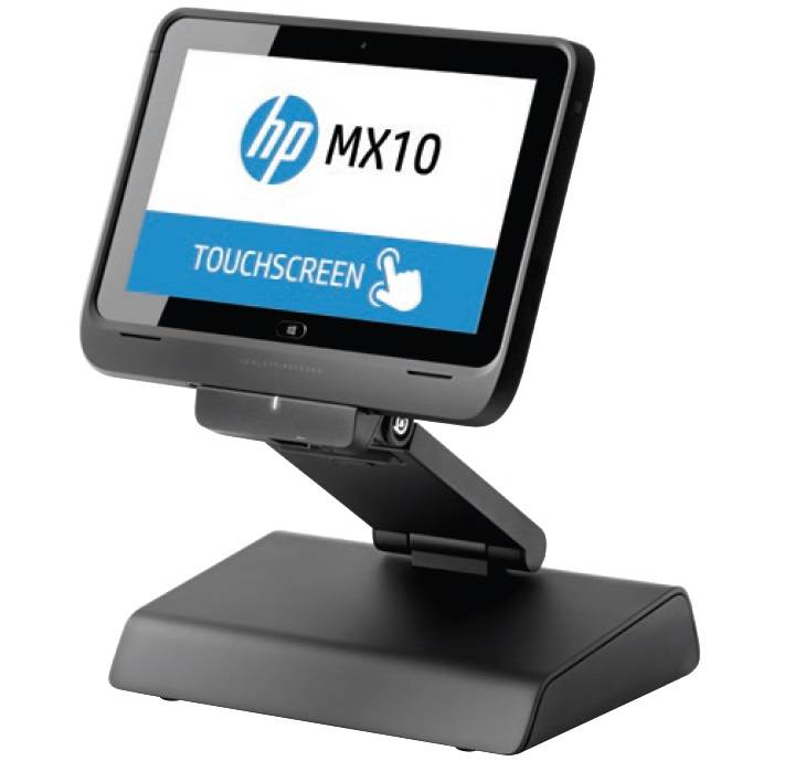 Exceptional In-store experience with the HP MX10 Retail Solution