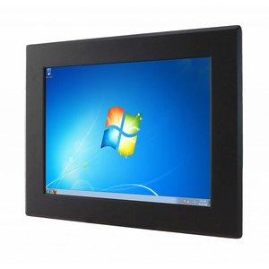 Winmate 15 Inch Panel PC R15IB7T-IPC3, IP 65 front.