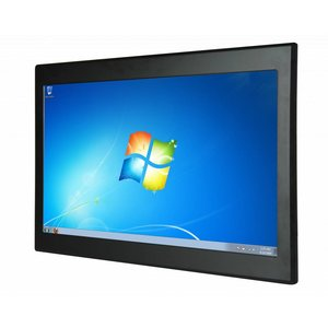 Winmate 21.5 Inch Panel PC W22IB7T-IPA3, IP65 front
