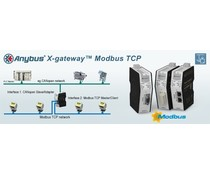 Anybus X-Gateway Modbus-TCP