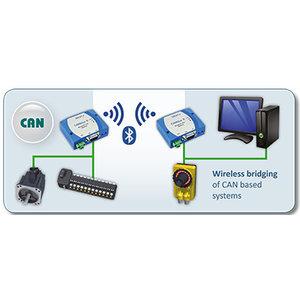 HMS Active Bluetooth interface/bridge  1 x CAN (High-Speed)