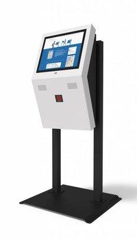 Complete kiosk-oplossing