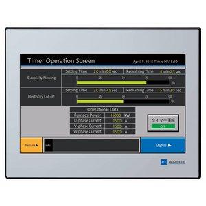 Hakko Technoshot TS1000 smart serie, 7 en 10 inch HMI