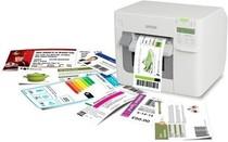 Kleuren labelprinter