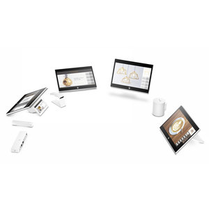 HP 5XY12AA - HP Engage One Prime Costumer Facing Display Android  - White