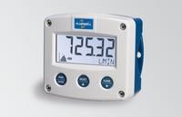 Basic flow rate indicatoren/ totalisator met IP67 veld- of paneelmontage