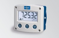 Basic flow rate indicators / totalizer with IP67 field or panel mounting