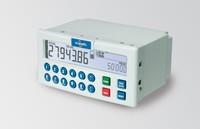 DIN Panel mount met numeriek toetsenbord voorzijde IP67 type4X. (N-serie)