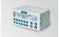 DIN Panel mount met numeriek toetsenbord, voorzijde IP67 type4X. (N-serie)